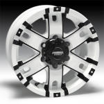 Wheel Range - Pearl Series - FORCE - White C/A Face